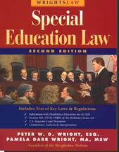 Photo of Book: Wrightslaw - Special Education Law
